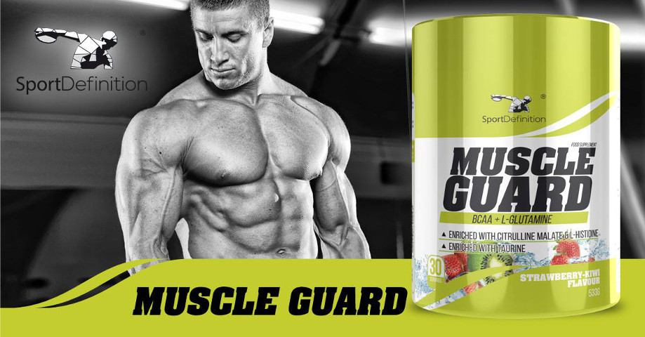 muscle guard
